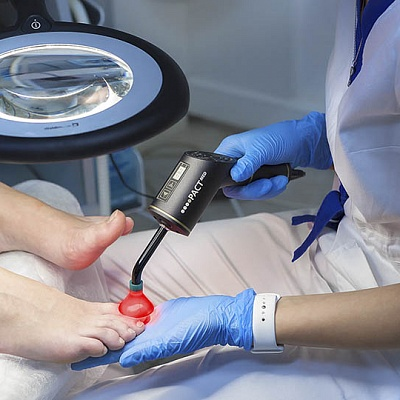 Врач-подолог: доверьте здоровье своих ступней специалисту